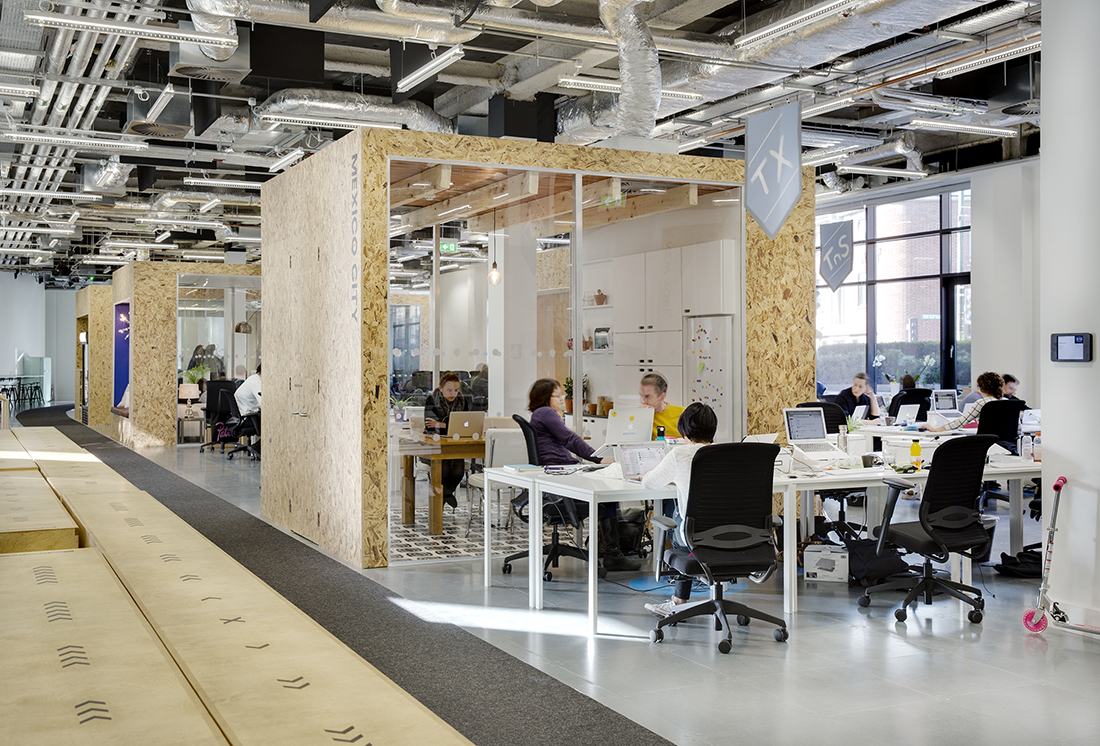 Airbnb's European Operations Hub in Dublin