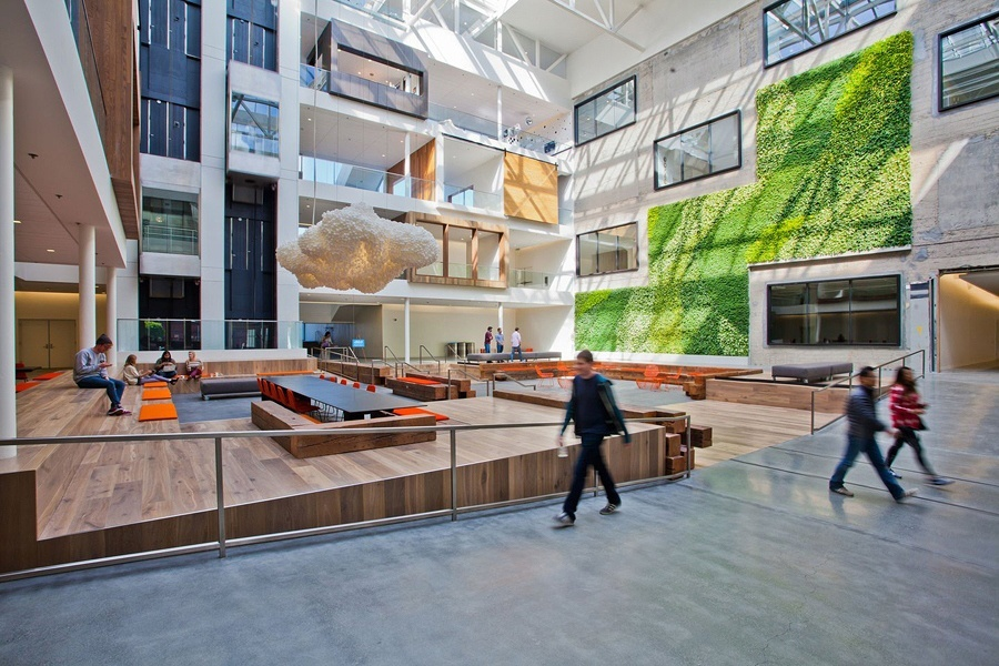 Inside Airbnb's Beautiful San Francisco Headquarters