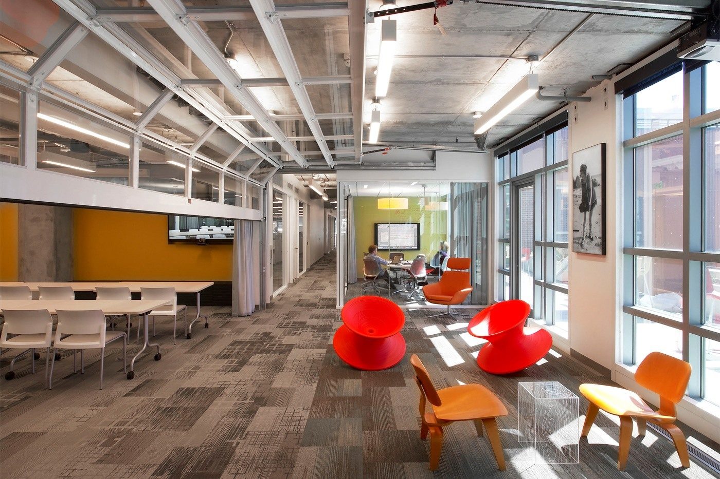 Inside Ancestry S San Francisco Offices Officelovin