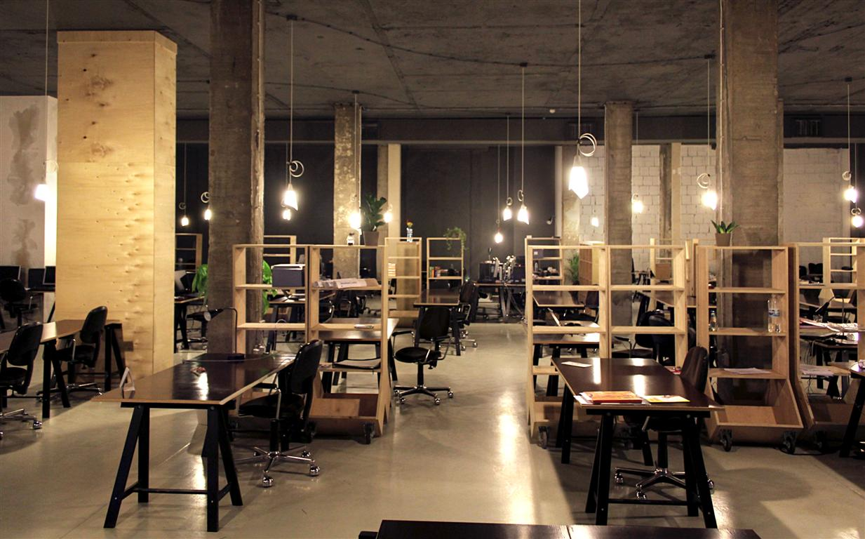 Betahaus a popular startup coworking space in sofia for Office design events