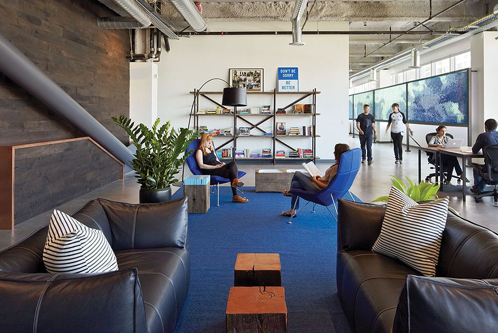 Dropbox Headquarters in San Francisco Officelovin