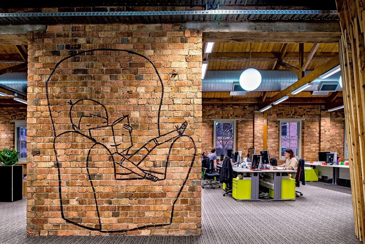 A Look Inside Envato's Stunning Headquarters in Melbourne