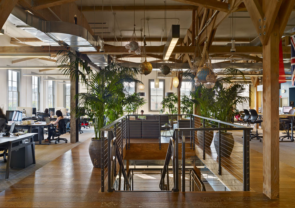 Stripe's New San Francisco Office