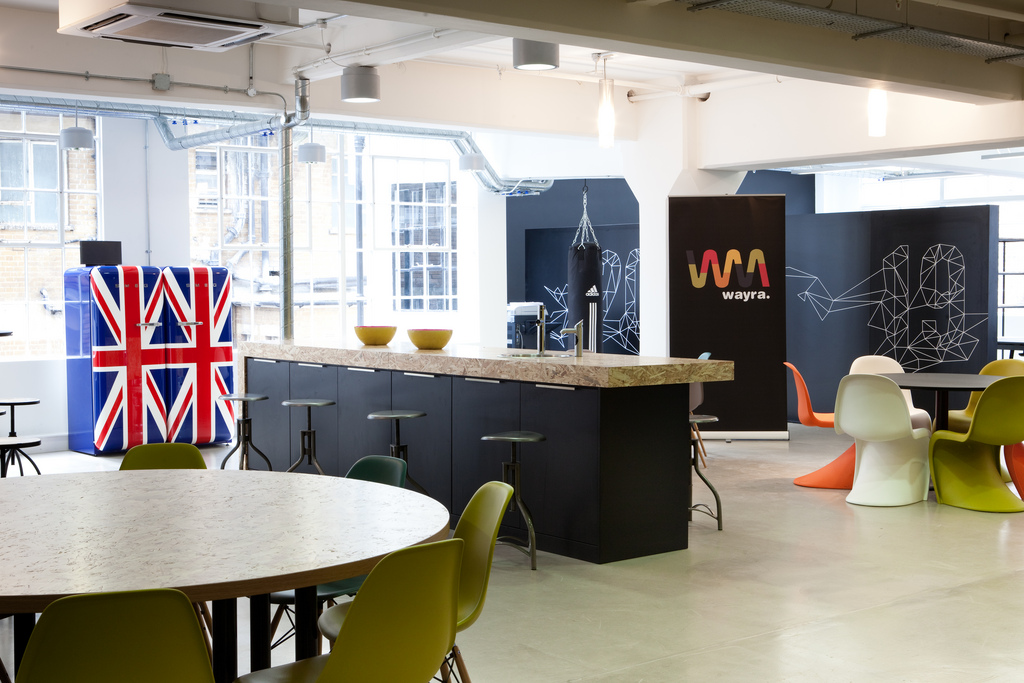 Wayra Academy in London