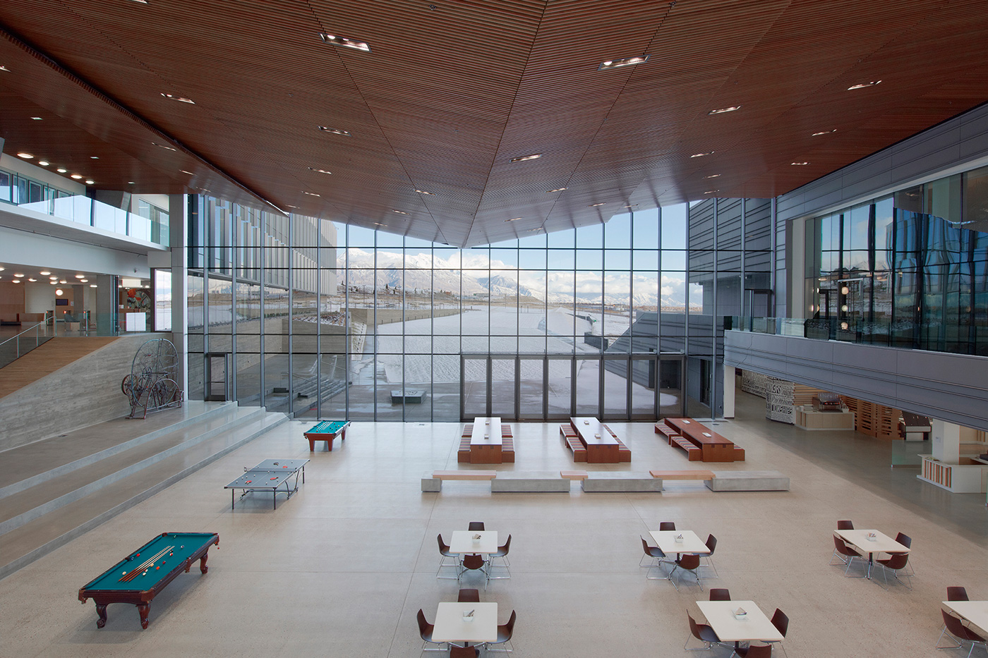 Adobe's Beautiful Utah Campus