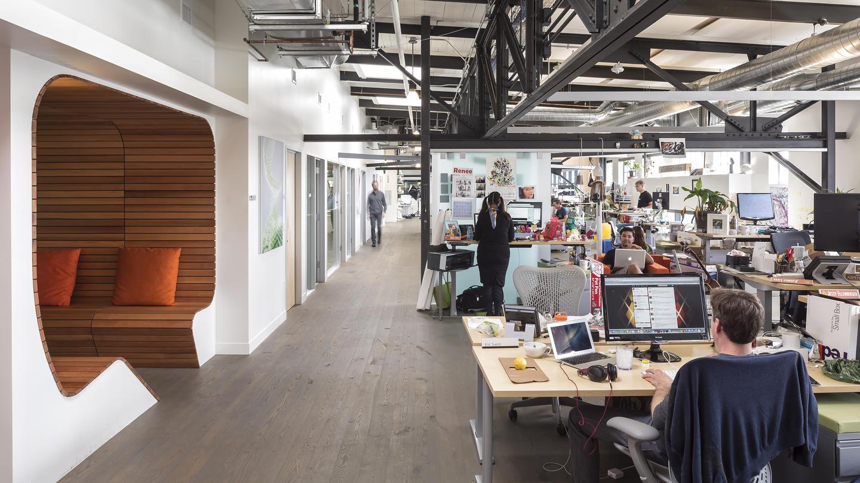 Autodesk S San Francisco Workshop Officelovin
