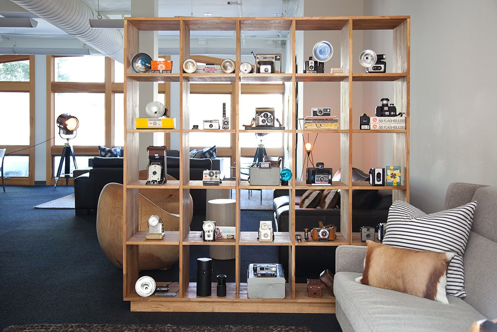 Inside Instagram's San Francisco Headquarters