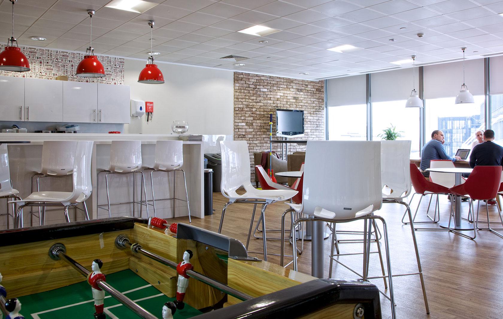Inside Just Eats London Office Officelovin