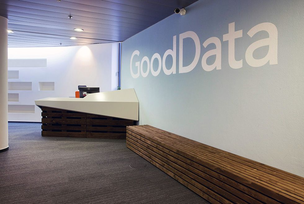 Inside GoodData's Prague Office