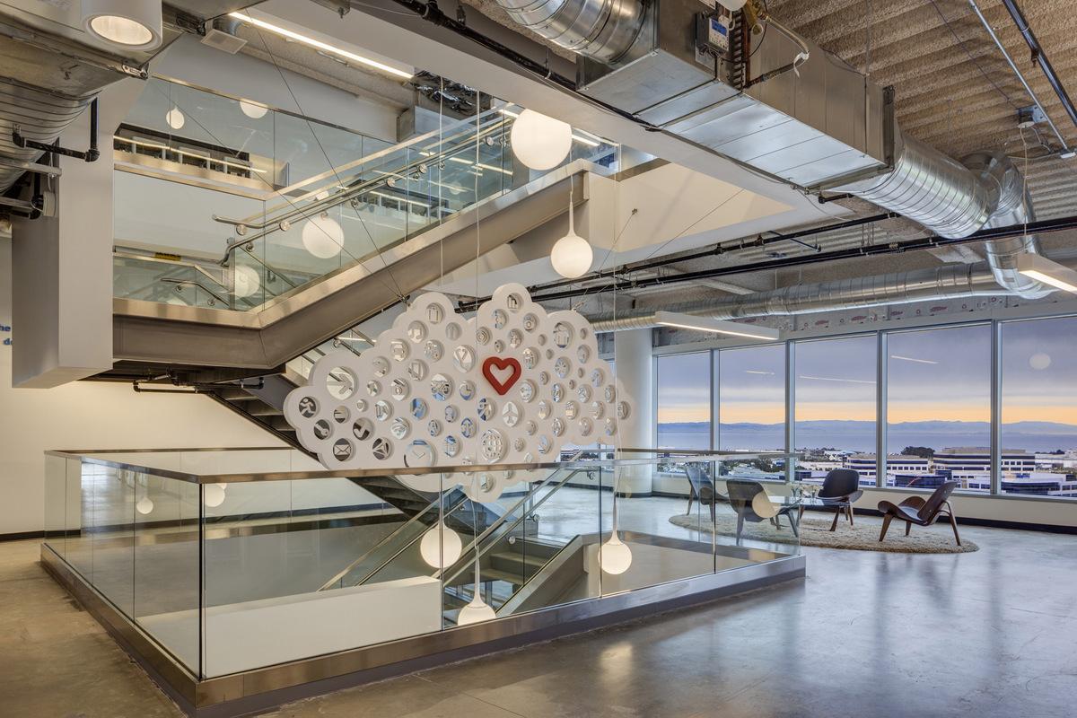 Successfactors Global Headquarters In San Francisco Officelovin 39