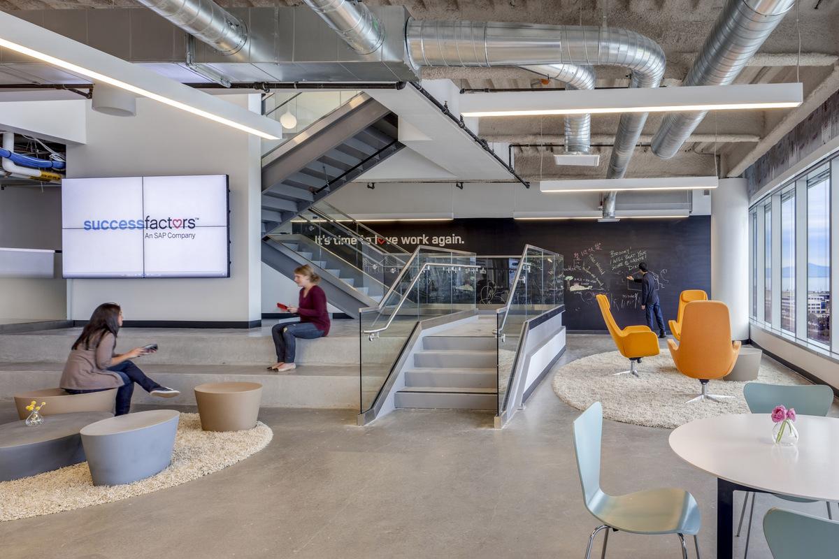 SuccessFactors' Global Headquarters in San Francisco