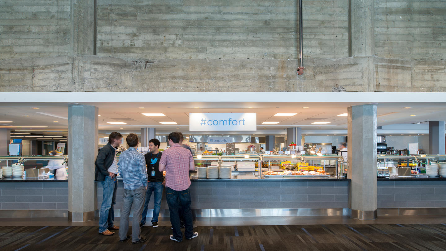 take a tour of twitter s san francisco headquarters