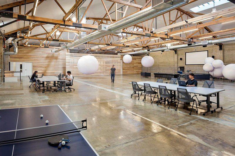 Automattic's San Francisco Headquarters by Baran Studio Architecture