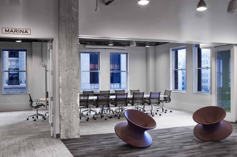 Expedia's San Francisco Offices by Rapt Studio