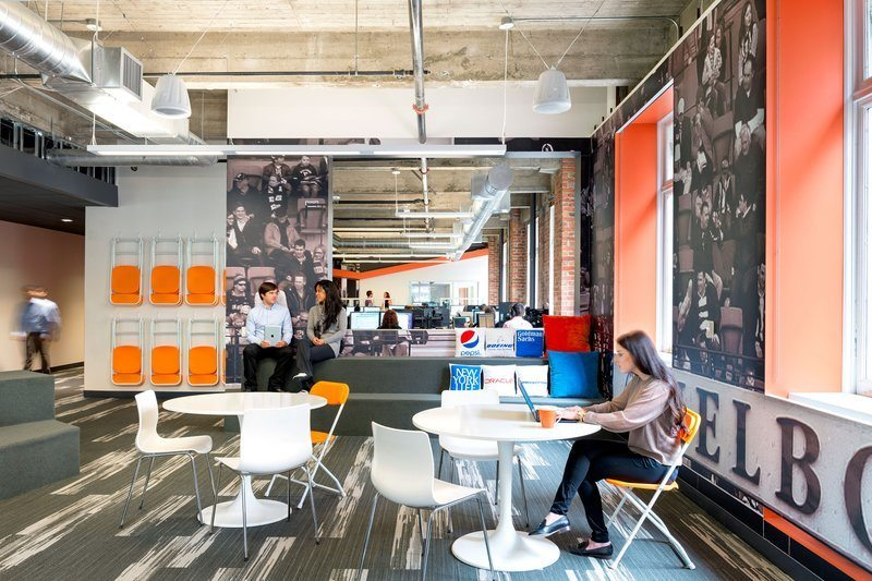 Nitro s san francisco headquarters by design blitz for Zynga office design