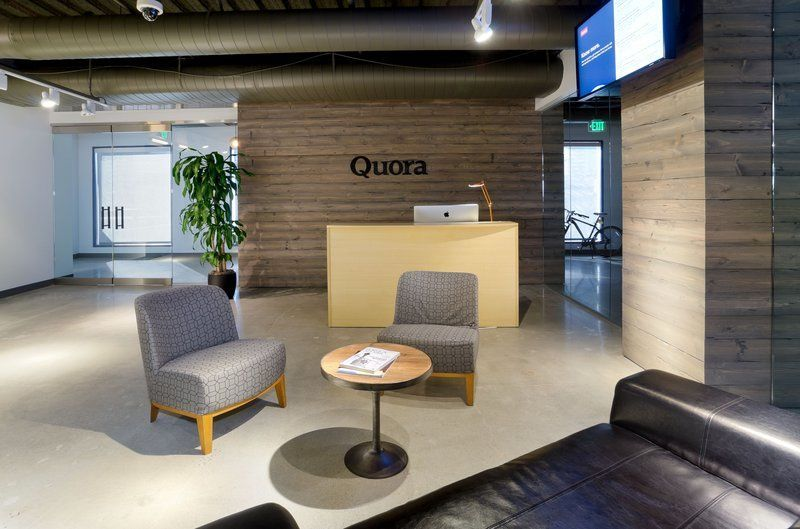 Inside Quora S Mountain View Office Officelovin