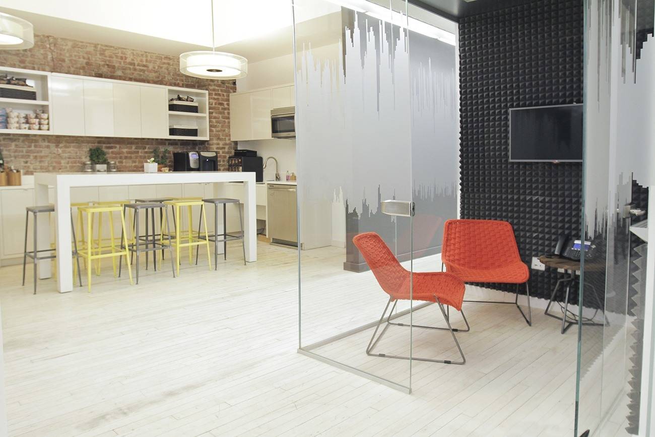 Another Look Inside SoundCloud\'s New York City Office - Officelovin\'