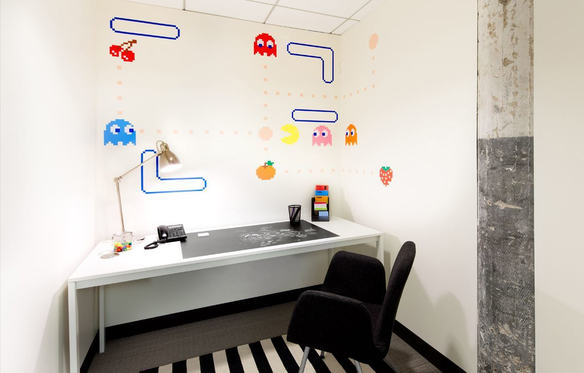 Take a Look at StumbleUpon's San Francisco Office
