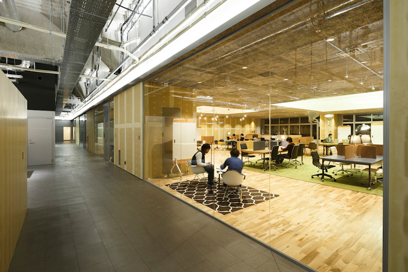 Koil Coworking Space For Startups By Naruse Inokuma