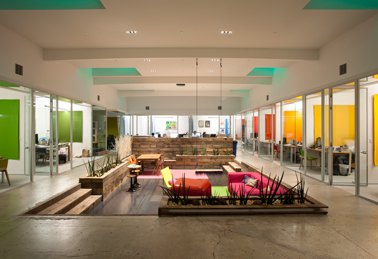 Take a Look at Next World Group's San Francisco Office