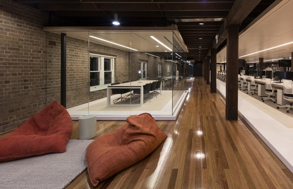 Ansarada's Sydney Office by Those Architects