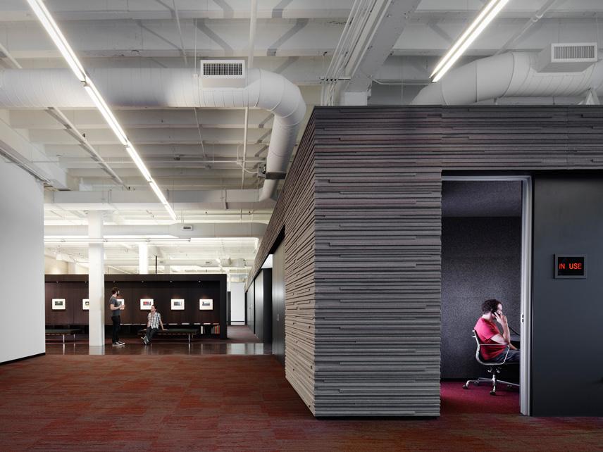 Inside Basecamp's Chicago Headquarters