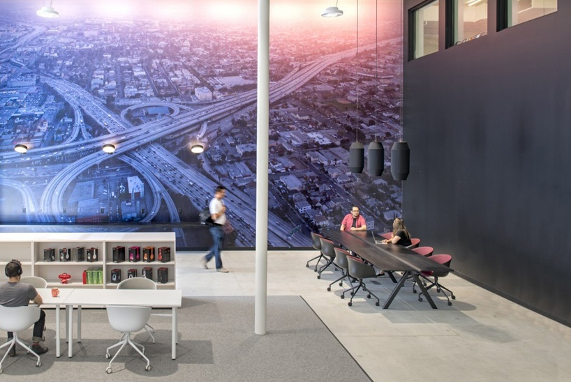 Inside Beats by Dr. Dre's New Los Angeles Headquarters