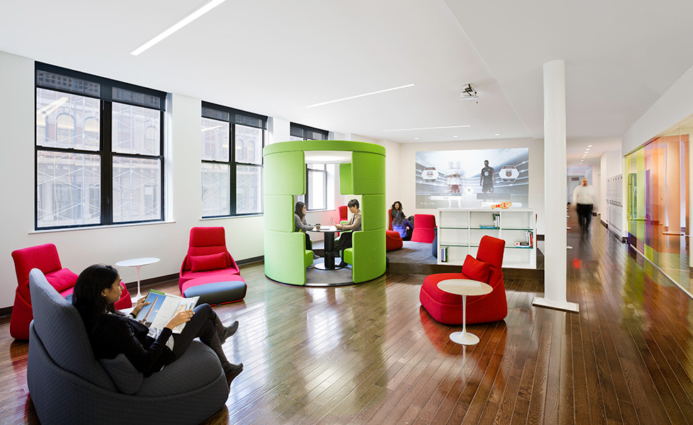 Inside Dailymotion's Silicon Alley Offices
