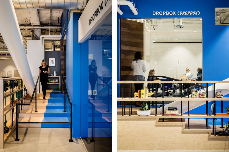 Another Look Inside Dropboxs San Francisco Headquarters