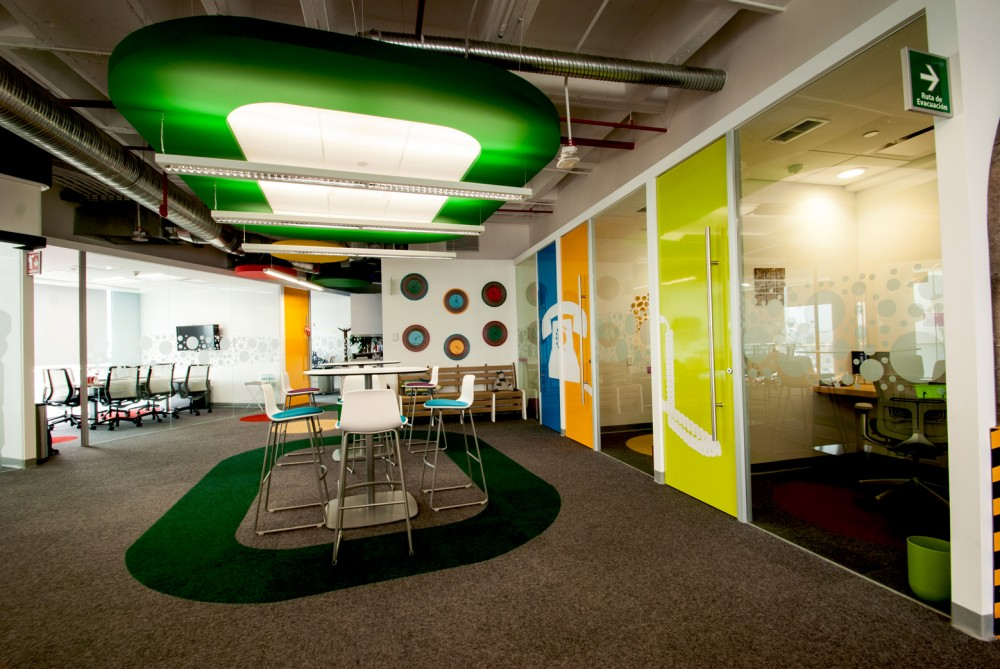 Googles New Mexico City Offices Officelovin