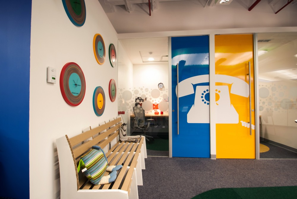 Google S New Mexico City Offices Officelovin