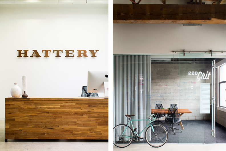 Hattery – Coworking Space in San Francisco by ASD