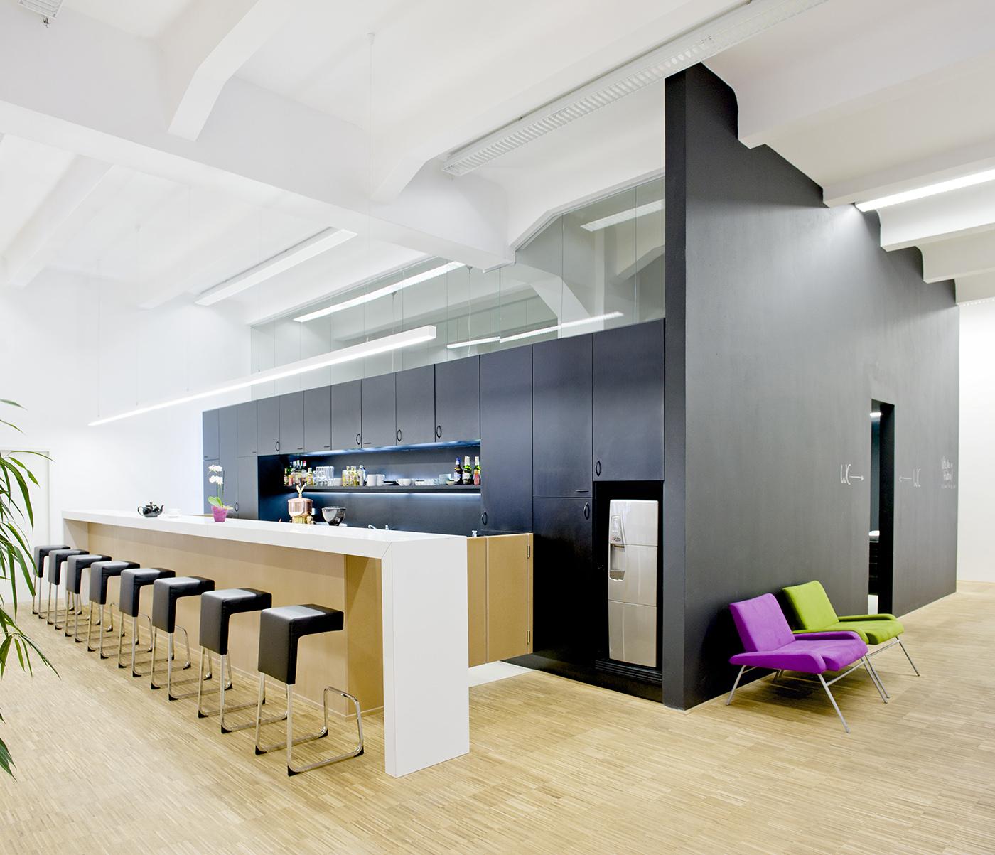 Take A Look At Impact Hub S Prague Coworking Space