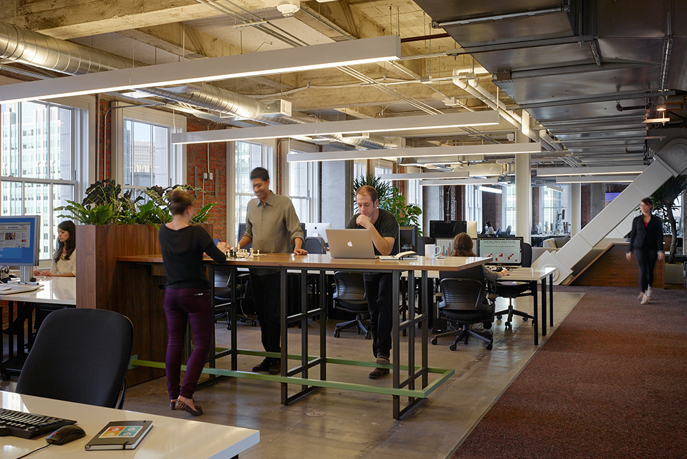 Take a look at lumosity s new san francisco headquarters for Ideo san francisco