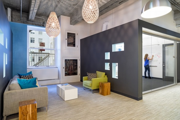 A Look Inside Meltwater's San Francisco Headquarters