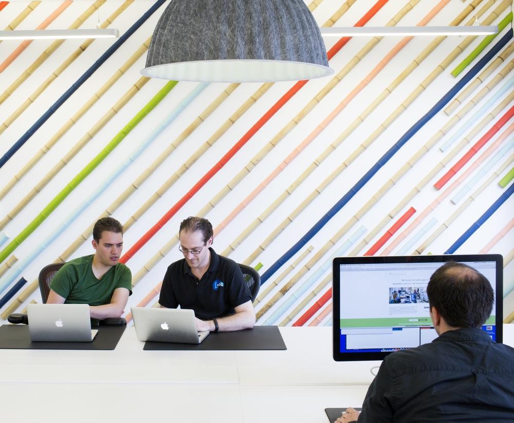 New Bamboo Office By Kyla Bidgood Officelovin