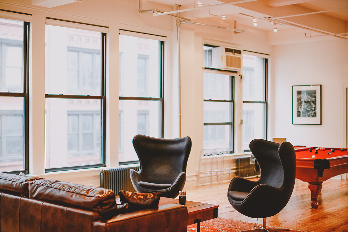 SoftBank Capital's Revamped New York City Offices by Homepolish