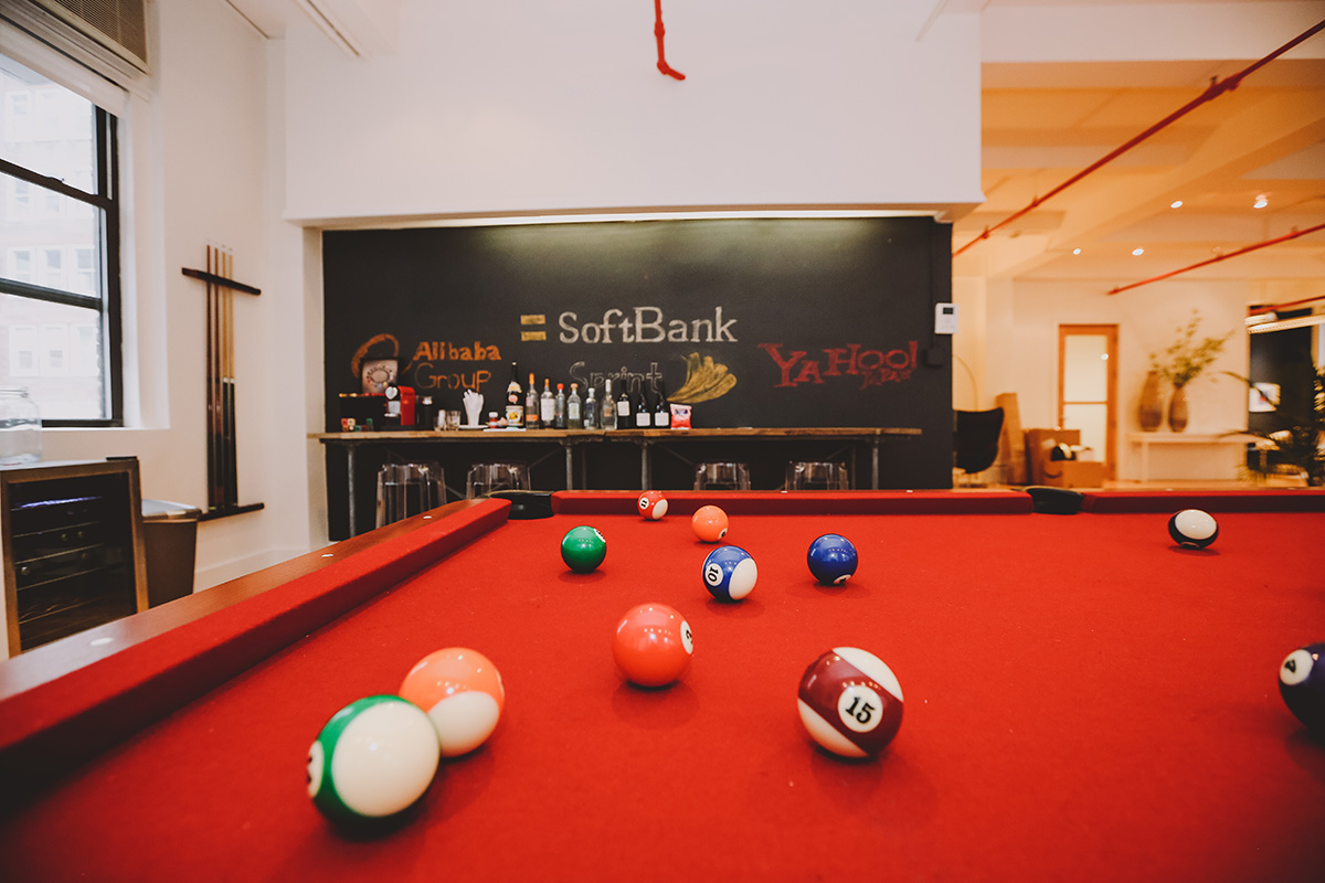 Softbank Capital S Revamped New York City Offices By