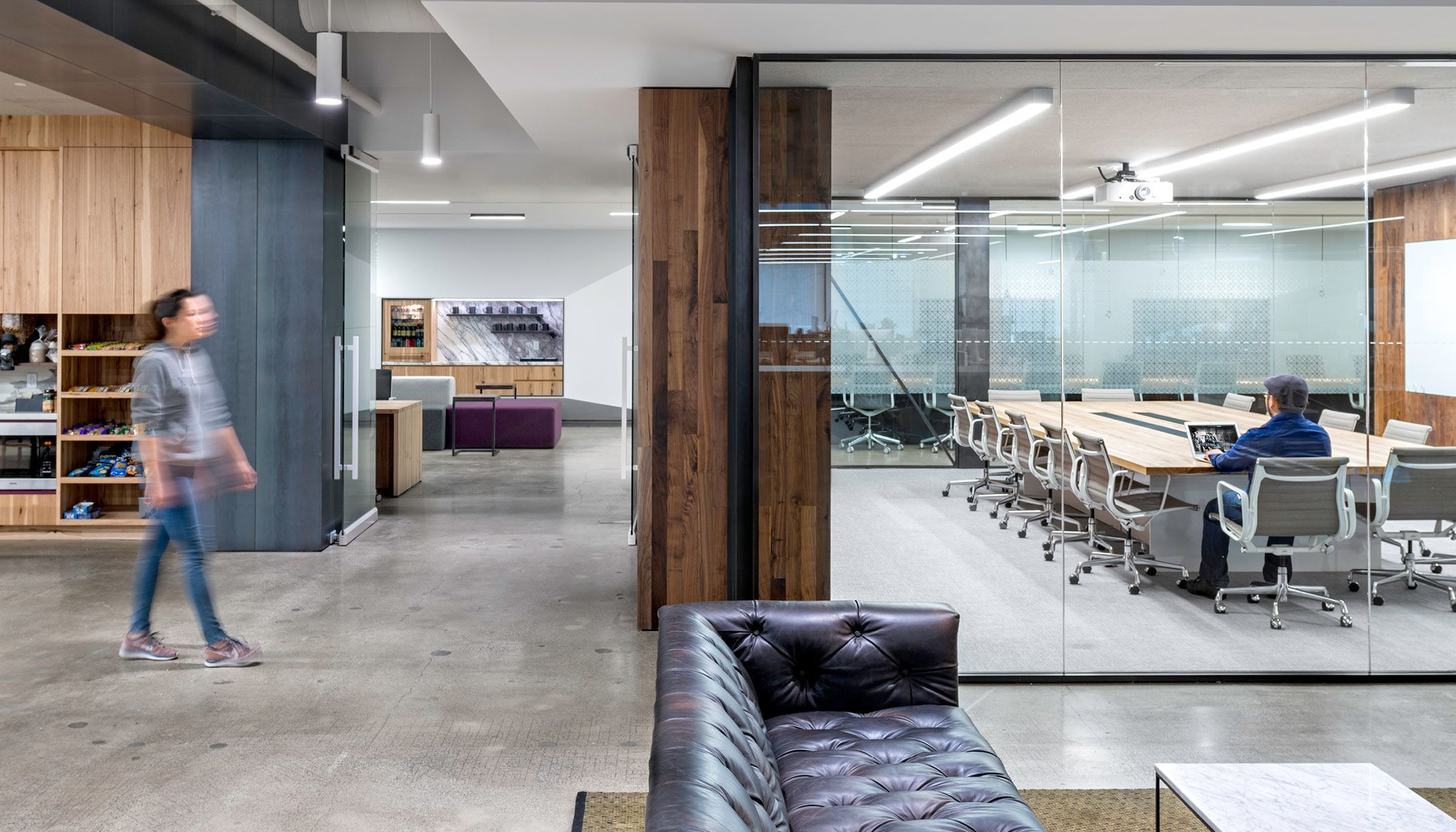 Inside uber s new san francisco headquarters officelovin 39 for Design companies in san francisco