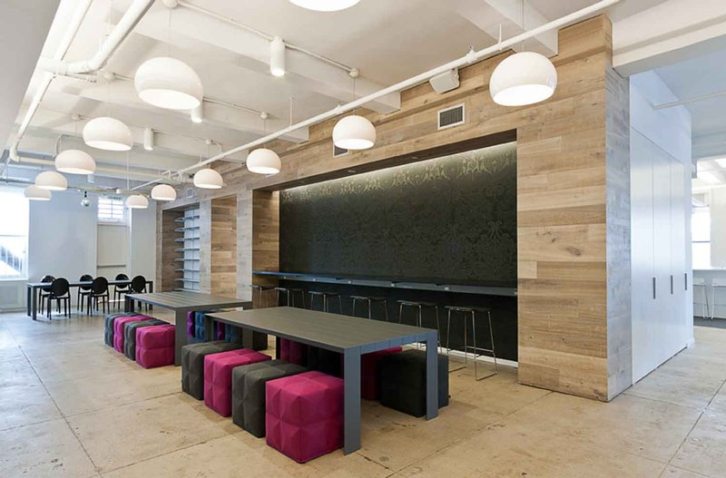 Inside Viggle's New York City Offices by TPG Architecture