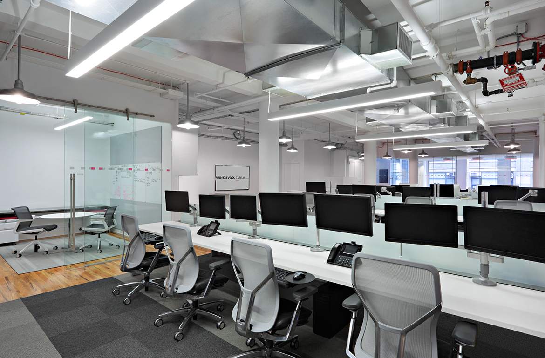 Winklevoss capital s new york city office by br design for Br interior designs
