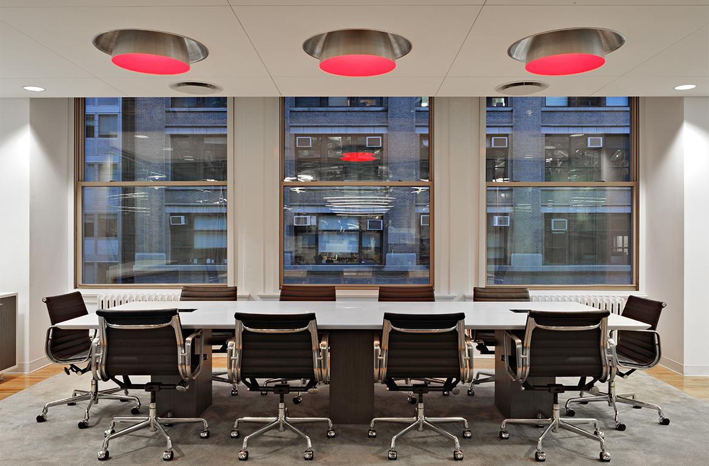 Winklevoss Capital's New York City Office by BR Design Associates