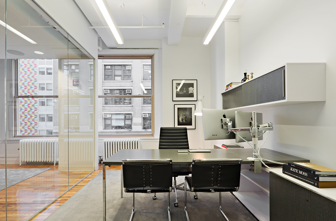 Winklevoss capital s new york city office by br design for New office layout