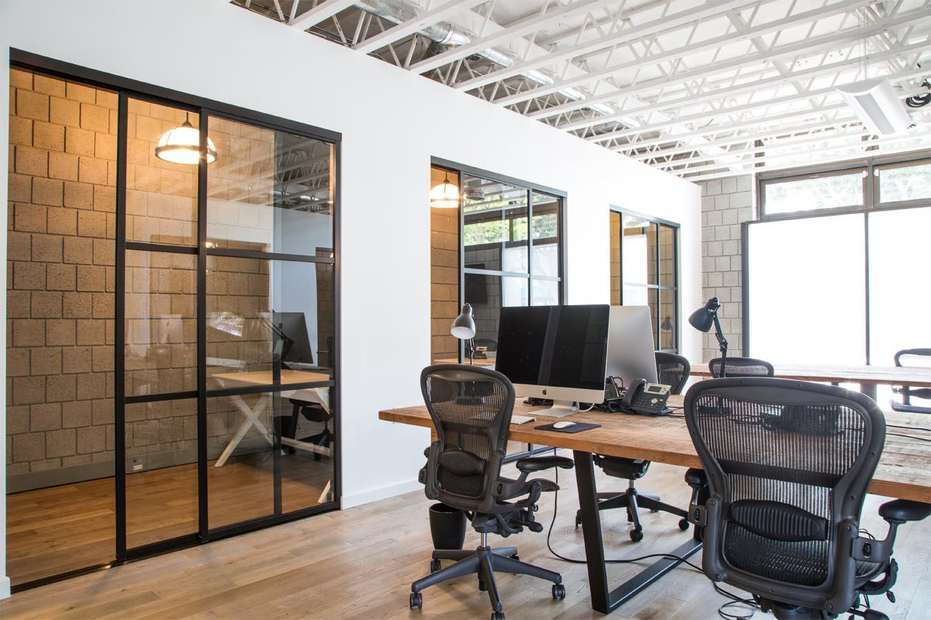 Take A Look At Bitium S Santa Monica Offices Officelovin
