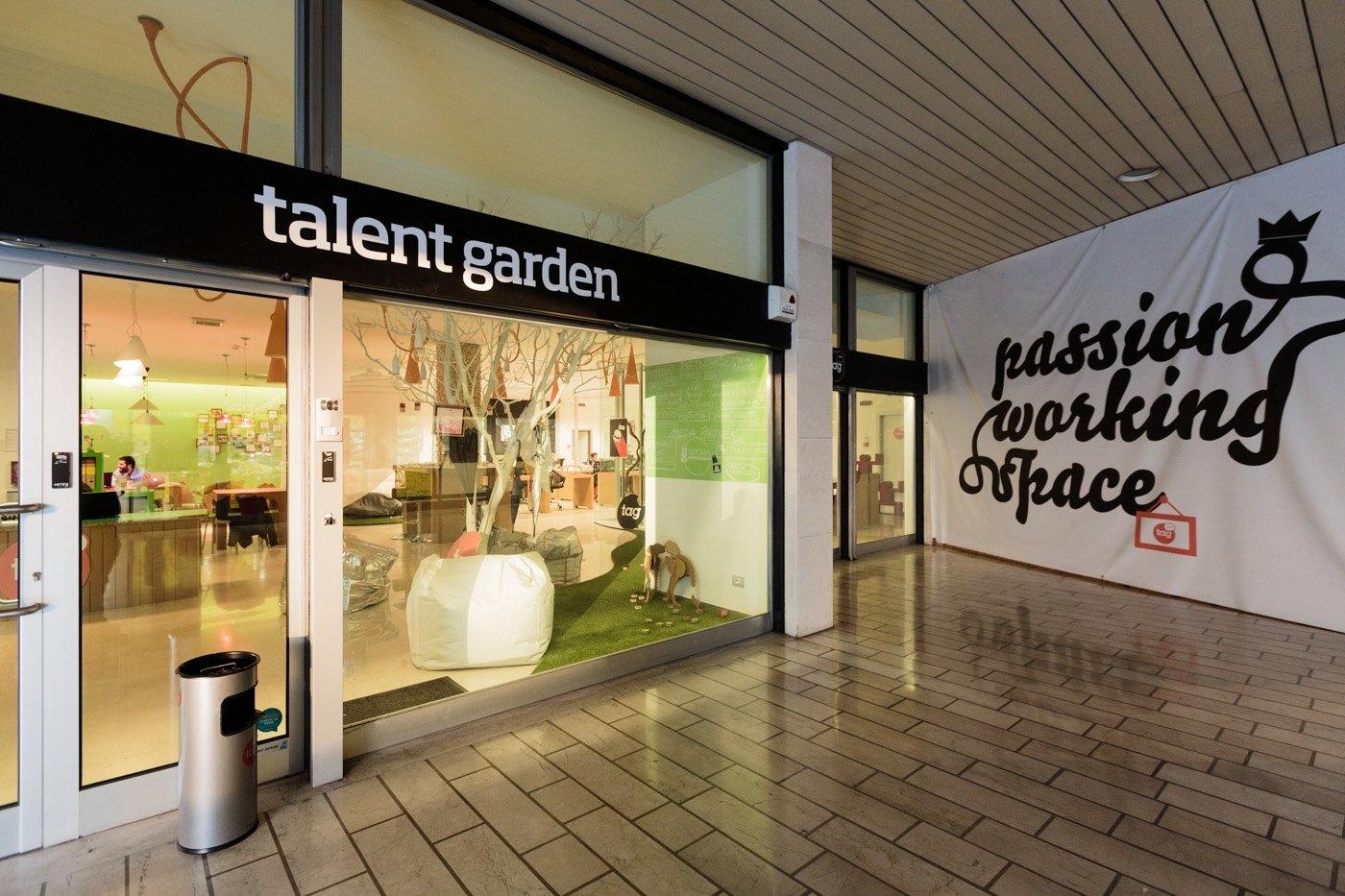 Talent Garden - Tech Coworking Space in Brescia - Officelovin\'