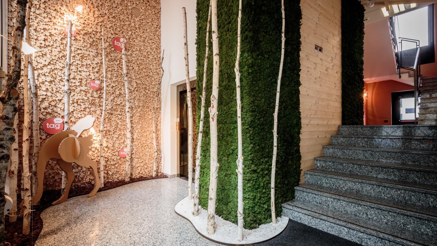 Talent garden startup coworking space in milano for Garden designer milano