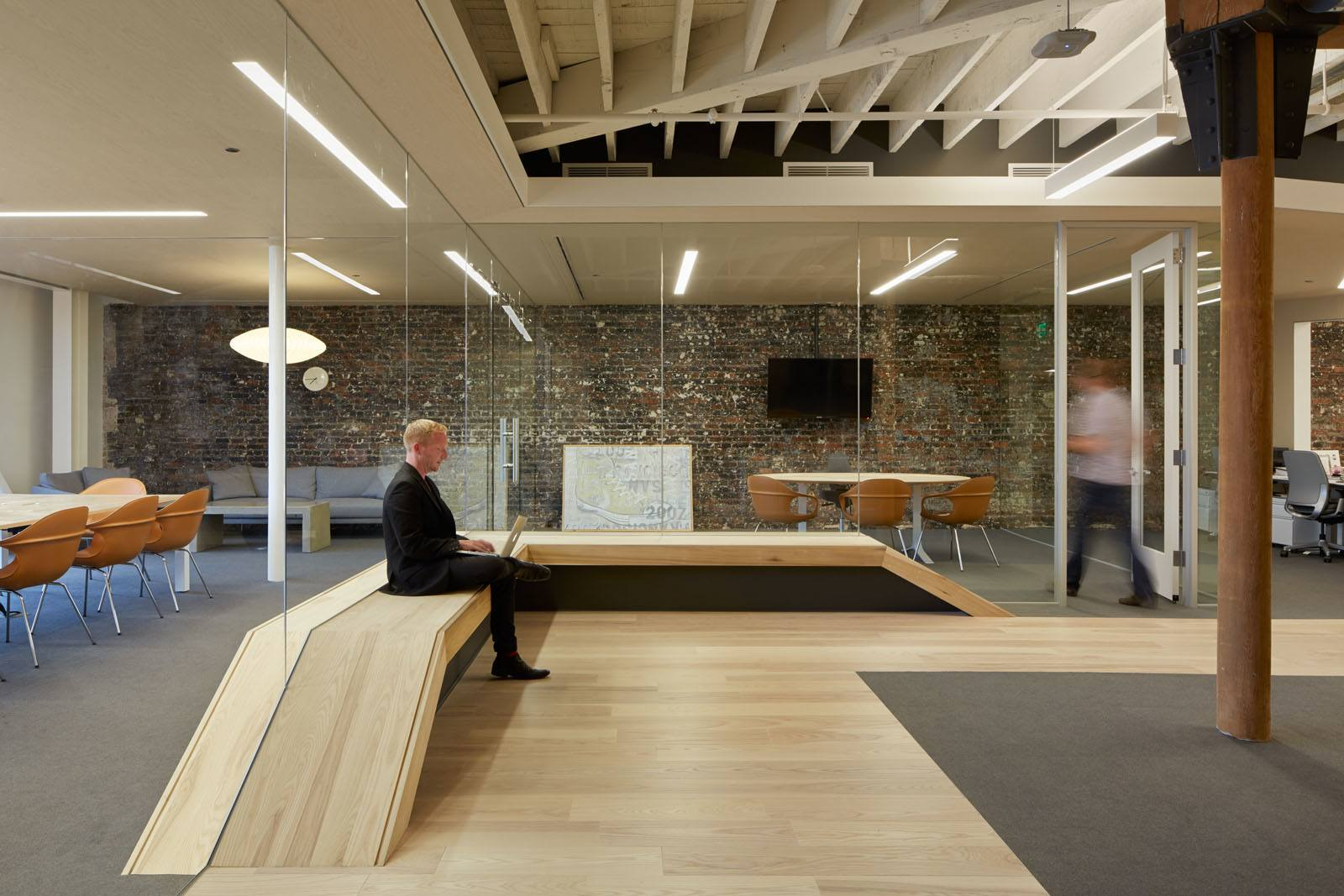 inside zendesk s new san francisco headquarters officelovin 39