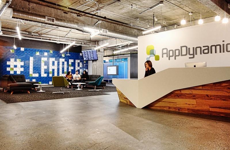 Take a Look at AppDynamics' San Francisco Headquarters