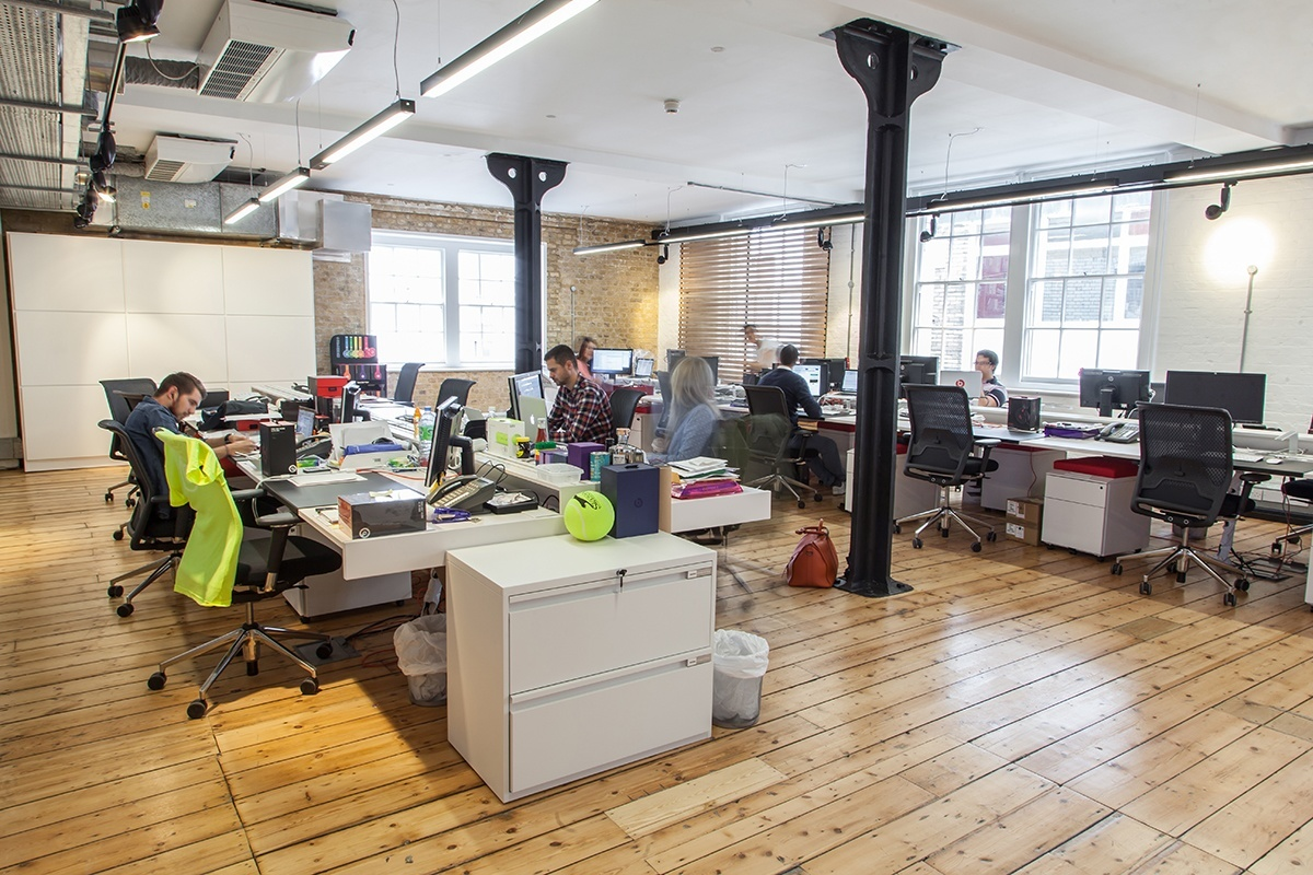 Inside Beats' London Offices
