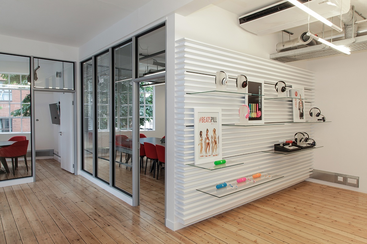 Inside Beats' London Offices